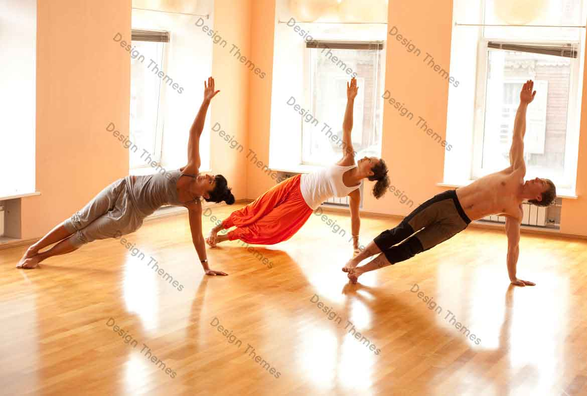Yoga for Better and Healthy Living