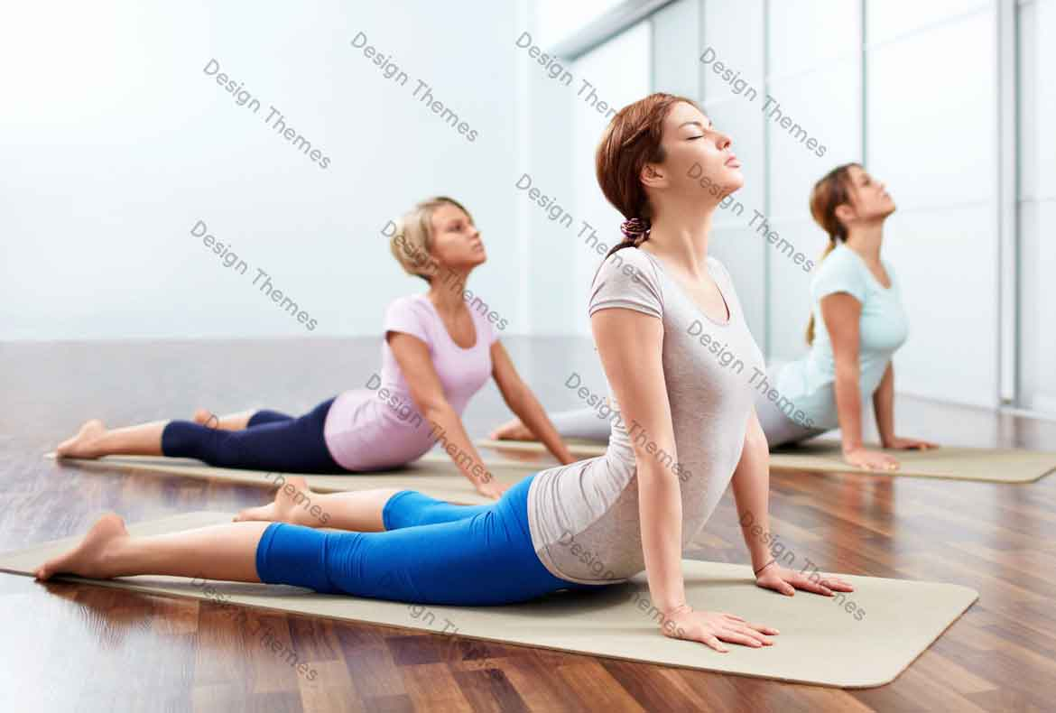 Flow Yoga to Energize our Body